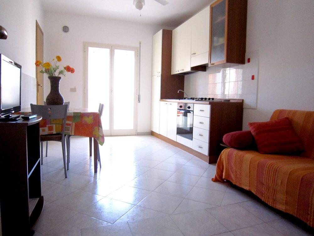 Appartamento con balcone la salinella - Cucina balcone condominio ...