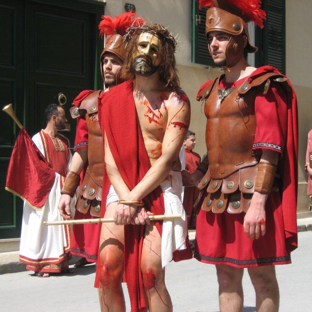 Risultati immagini per processione pasqua marsala