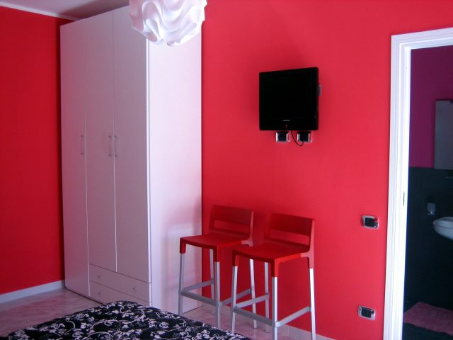 Romantic studio